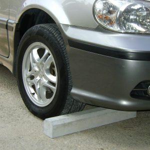 Wheel stopper (2)